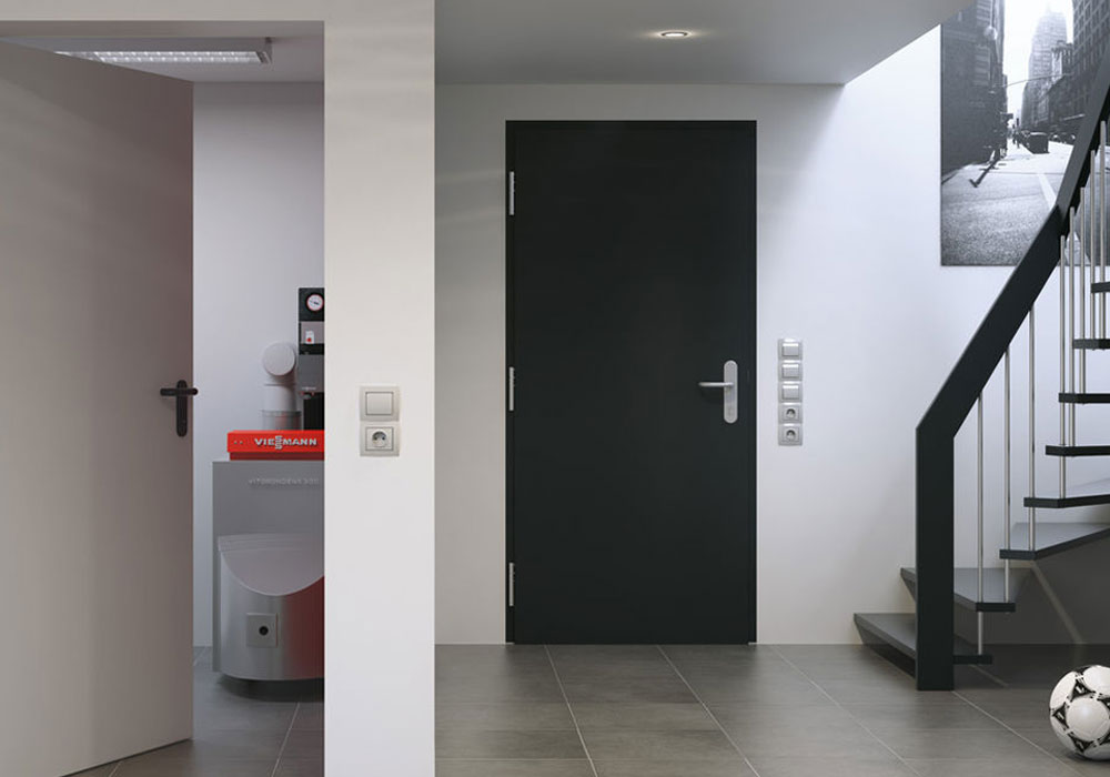 Encombrement r duit portes de garage enroulables for Global market porte de garage